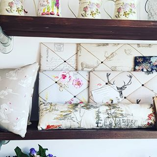 Another one of our stunning handcrafted suppliers for our gift shop the Lovely @homeheartgifts,  Fabric decor items include: pillows, draught excluders, door stops and cushions notice boards,  #flowersbyfredricka #homedecor #giftshop #flowers #pillow #interiordesign